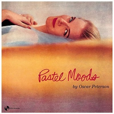 【黑膠唱片LP】Pastel Moods / 奧斯卡彼德生 Oscar Peterson --- 0152270
