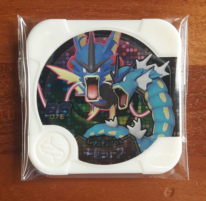 神奇寶貝Pokemon TRETTA 台灣特別2彈 A-084 強力三星 暴鯉龍(可超進化)