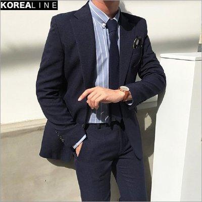ZINIF  搖滾星球╳正韓代購 窄版韓國西裝外套 Y2281
