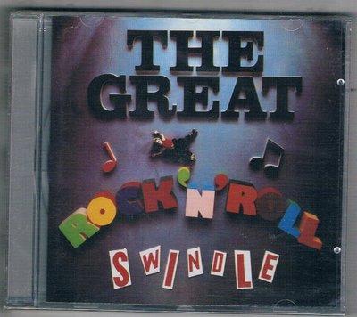 [鑫隆音樂]西洋CD-THE SEX PISTOLS:THE GREAT ROCK 'N' ROLL SWINDLE