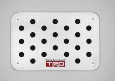 【車世界】TOYOTA豐田RAV4 ALTIS CAMRY Prius PREVIA YARIS地毯防滑踏板 踏墊 歇腳板 休息板