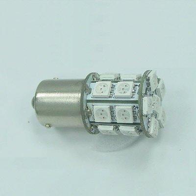 【PA LED】1157 雙芯 20晶 60晶體 360度發光 SMD LED 超白光 後燈 煞車燈