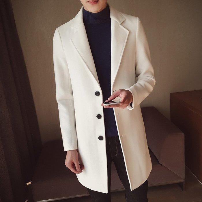 頹廢元素 - 米蘭時尚 x 長版外套 十色,兩入1900