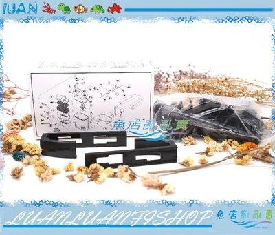 【~魚店亂亂賣~】XB-303多功能迷你圓桶配件包(ISTA.七星703.銀箭.AZOO品牌都適用)