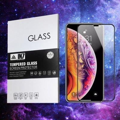 IN7 APPLE iPhone XS Max (6.5吋) 抗藍光3D全滿版9H鋼化玻璃保護貼 疏油疏水