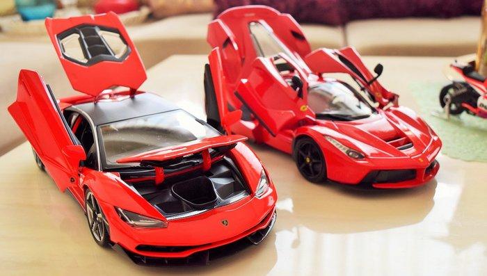 {車界模王} 藍寶堅尼 首發結合創新設計與前瞻技術的極致限量超跑 Centenario 全球限量20輛