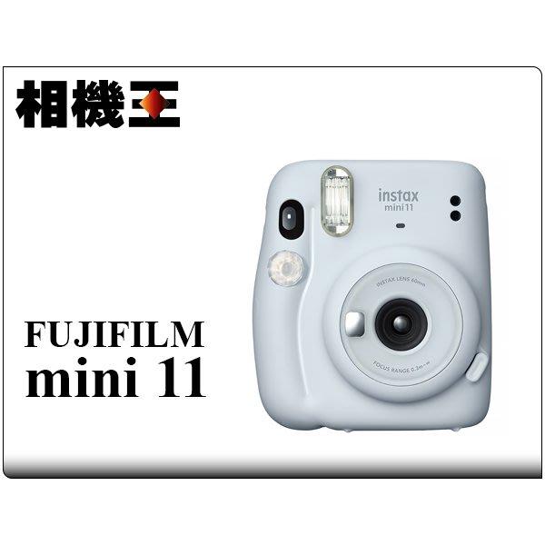 ☆相機王☆Fujifilm Instax Mini 11 冰晶白 拍立得相機 公司貨 (2)