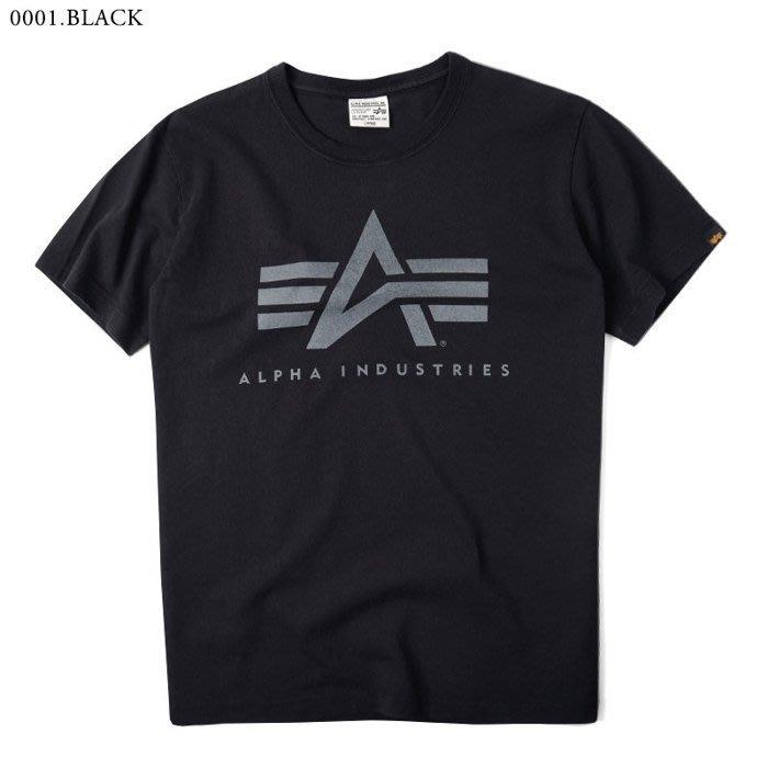 ☆AirRoom☆【現貨】2016SS 日版 Alpha 大LOGO 短 經典 黑 灰 TC1097-0001 限量