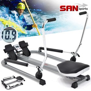 全方位540°核心划船機滑船機健腹機健腹器擴胸器全身伸展臂力腹肌健身機重量訓練機仰臥起坐板B014-6301【推薦+】