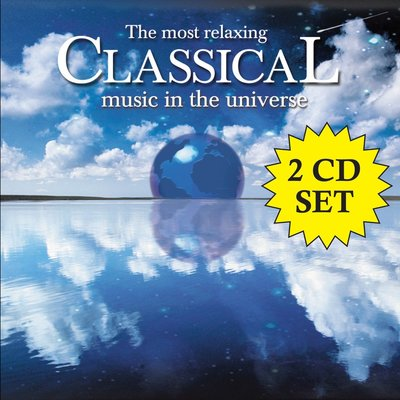 【紅豆百貨】The Most Relaxing Classical Music in the Universe 黑膠2CD 精美盒裝