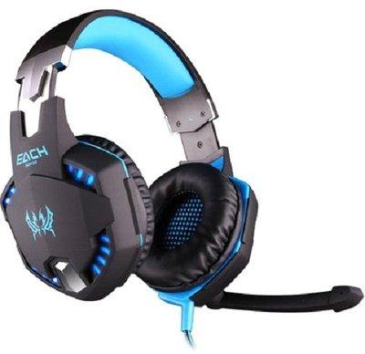 現貨!酷炫一代 重低音 電競耳機 鋼片頭梁 酷炫冷光 音質優 做工好用料佳 電腦耳機 耳機 麥克風