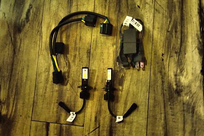 DJD19051835  H7 燈泡 高品質 有切線版 依當月報價為準