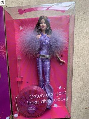 九州動漫芭比 Barbie Celebrate Disco 迪斯科慶典 甜美珍藏 現貨