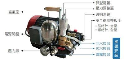 【安心】免運批發 | 攜帶式噴霧機 手提式洗淨機 加壓機 台灣製造高壓噴水機、試水壓機、洗車設備、畜牧、餐飲、清潔