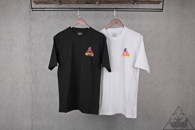 【HYDRA】Palace Globular T-Shirt 彩虹 球形三角 短T 【PLC121】