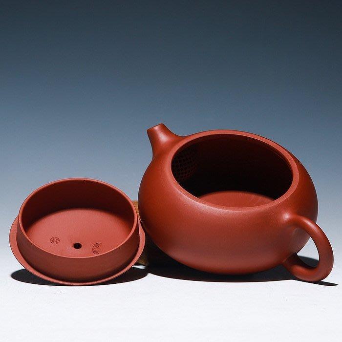 紫砂壺球孔特價 原礦清水泥全手工小品西施 紫砂茶壺茶具
