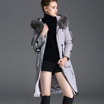 羽絨 外套 連帽夾克-時尚燕尾白鴨絨保暖女外套3色73pj14[獨家進口][米蘭精品]