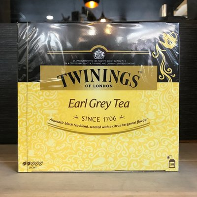 *卡拉拉咖啡精品*英國 TWININGS 唐寧茶 皇家伯爵茶 ( 2g×50入 )
