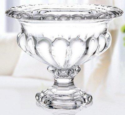 歐式復古浮雕玻璃杯 高脚玻璃碗 復刻花紋玻璃食器 造型花器 冰品杯 布丁杯 甜點杯 點心杯 聖代冰淇淋杯 咖啡餐廳酒館 餐具 玻璃蠟燭台 圓形玻璃容器 水耕花盆