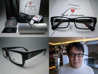 信義計劃 眼鏡 Tonino Lamborghini 藍寶堅尼 TSL-022 光學眼鏡 eyeglasses