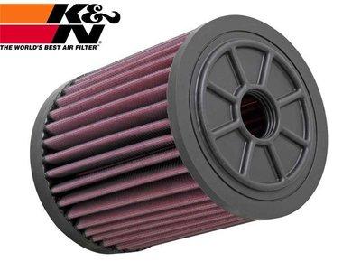 【Power Parts】K&N 高流量原廠交換型空氣濾芯 E-1983 AUDI A6 A7 2011-2014