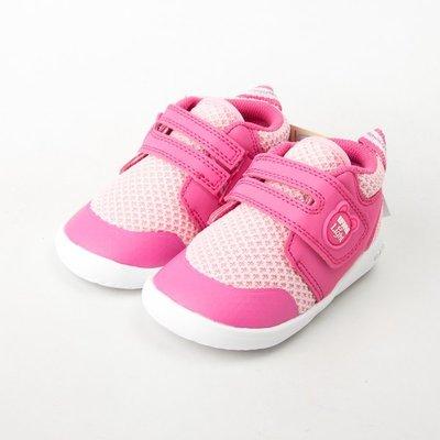 IFME 寶寶 運動機能鞋-桃紅 IF22-970101  現貨