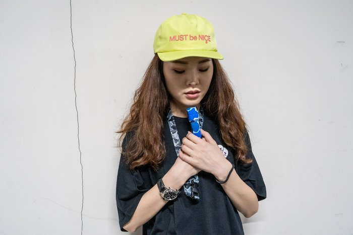 【A-KAY0】RIPNDIP NERMAL CAMO FLASHLIGHT 手電筒 藍迷彩【RND3117BCAMO】