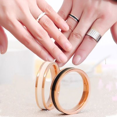 情侶介子 Rings for couple or Men women OL boys girls