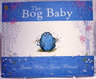 英語繪本-The Bog Baby