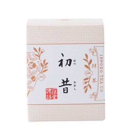 TAKI MAMA  日本代購 一保堂茶舖 初昔抹茶40g/箱 純抹茶 無含糖 預購中