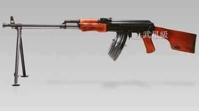 台南 武星級 SRC AK47 RPK 全金屬 電動槍 二代 (AK74 AKM PMC BB槍玩具槍狙擊槍卡賓槍衝鋒槍