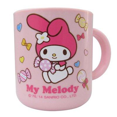 41+ 現貨不必等 正版授權 絕版品 特價 小日尼三 日本限定美樂蒂不銹鋼兒童杯MM-8240