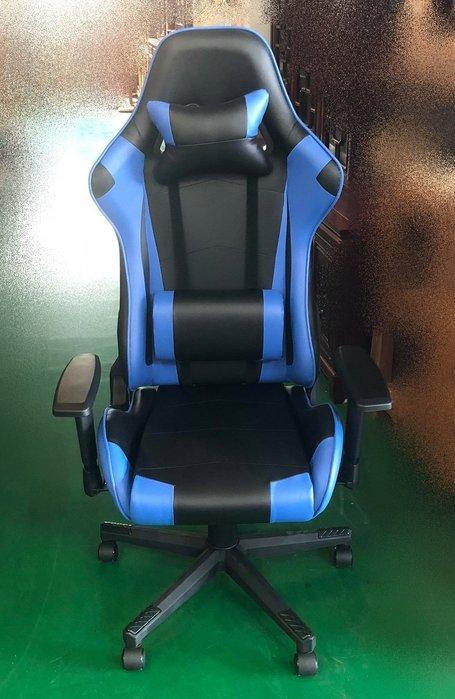 台中二手家具賣場 推薦 大里宏品全新中古傢俱家電 EA928BF*全新辦公椅 電勁椅 書桌椅*可升降 後仰 霧峰烏日太平