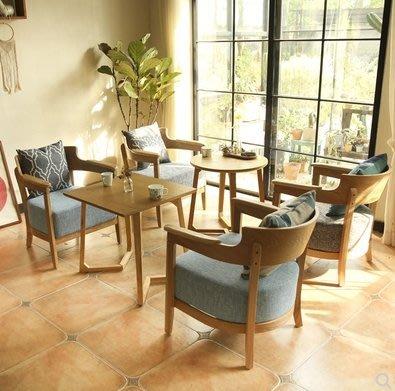 『格倫雅』訂製 咖啡廳沙發桌椅組合 蛋糕奶茶店沙發座椅 主題餐廳甜品烘焙店餐椅^25659