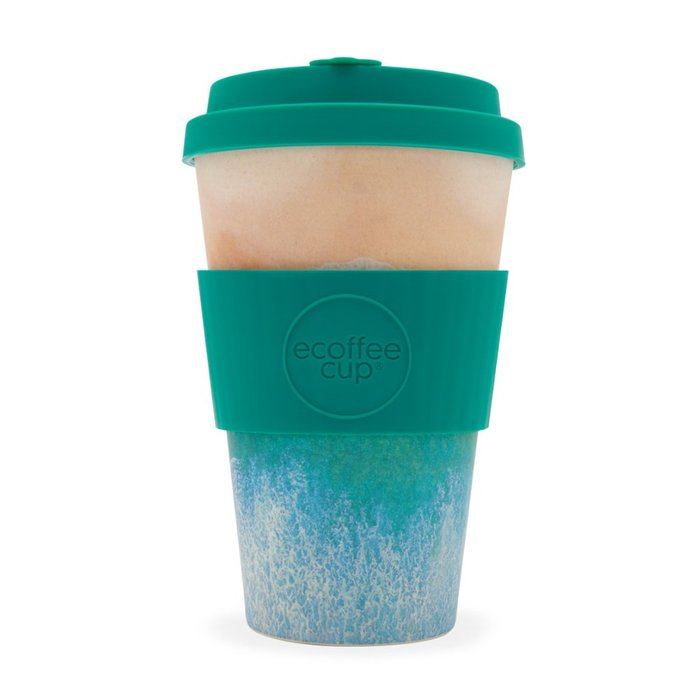 Surfers Against Sewage x Ecoffee Cup 14oz 環保隨行杯