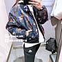 【豬豬老闆】ADIDAS BOMBER JACKET 黑 毛茸茸 雙面穿 防風 風衣 立領外套 女款 GG0770