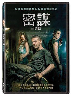 (全新未拆封)密謀 At The End Of The Tunnel DVD(得利公司貨)