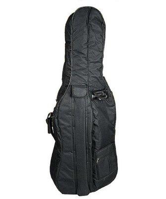 ☆唐尼樂器︵☆ Adonis VBA-01 大提琴袋 10mm 泡棉