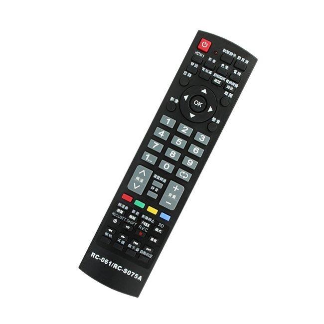 【野豬】全新SANYO 三洋 液晶電視搖控器 電視遙控器 全系列適用含數位電視功能 RC-061 RC061 中市可自取