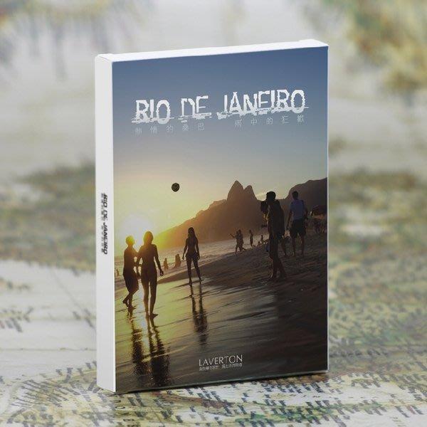 【貼貼屋】 巴西 里約熱內盧 奧運 帶你去旅行明信片/一套30張