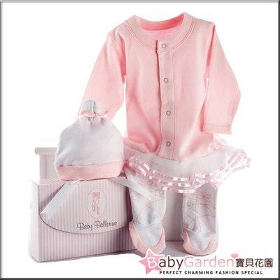 ✿寶貝花園~彌月禮 BAS ✿Baby Aspen 小公主芭蕾舞者長袖套裝組(0-6m) 桃園市