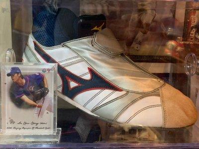 兄弟象隊 終結者 李振昌 2008年北京奧運實戰釘鞋 Mizuno製