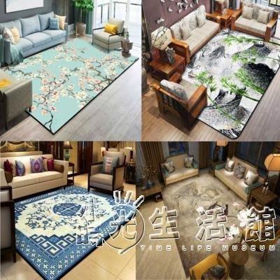 現貨/新中式中國風北歐地毯ins客廳茶幾墊沙發門廳臥室家用長方形  igo/海淘吧F56LO 促銷價
