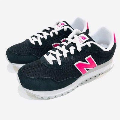 【Dr.Shoes】New Balance NB 527 黑 桃粉 麂皮 復古 女鞋 休閒鞋 慢跑鞋 WL527PCA