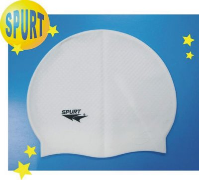 │MORRI  SUN│─SPURT顆粒矽膠帽~白色~