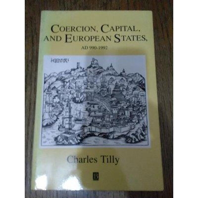 雷根《Coercion, Capital and European States》#360免運 #有畫記#P291