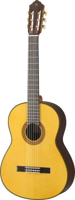 造韻樂器音響- JU-MUSIC - 全新 YAMAHA CG192S 古典吉他