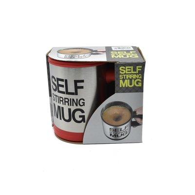 SELF STIRRING MUG 不鏽鋼自動攪拌杯 399900014563 再生工場YR1911 03