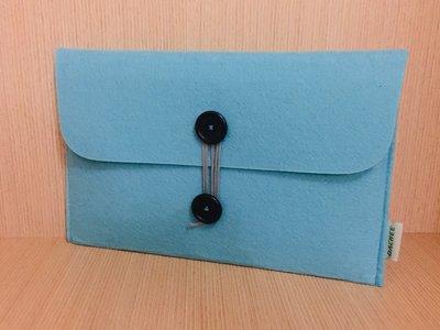 ~蘋果電腦內膽包 ~MacBook Pro Air 11 12 13 15吋寸筆記型電腦 保護套 筆電套 藍色
