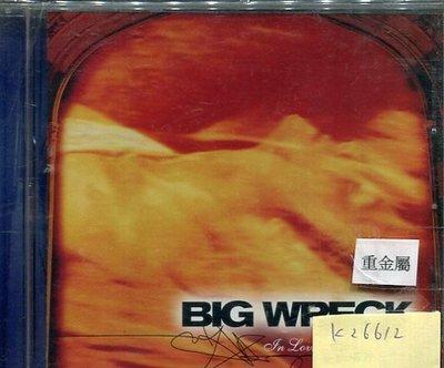*真音樂* BIG WRECK / IN LOVING MEMORY OF 二手 K26612